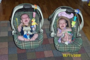 life with twins, Unhappy Twins