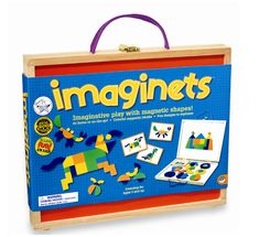 imaginets Mindware Toys   Contraptions, Pattern Play, Imaginets