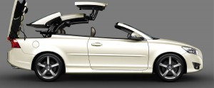 C70 Exterior Convertible 300x124 Volvo   Driving Fun in the Sun, European upgrades for American Tastes