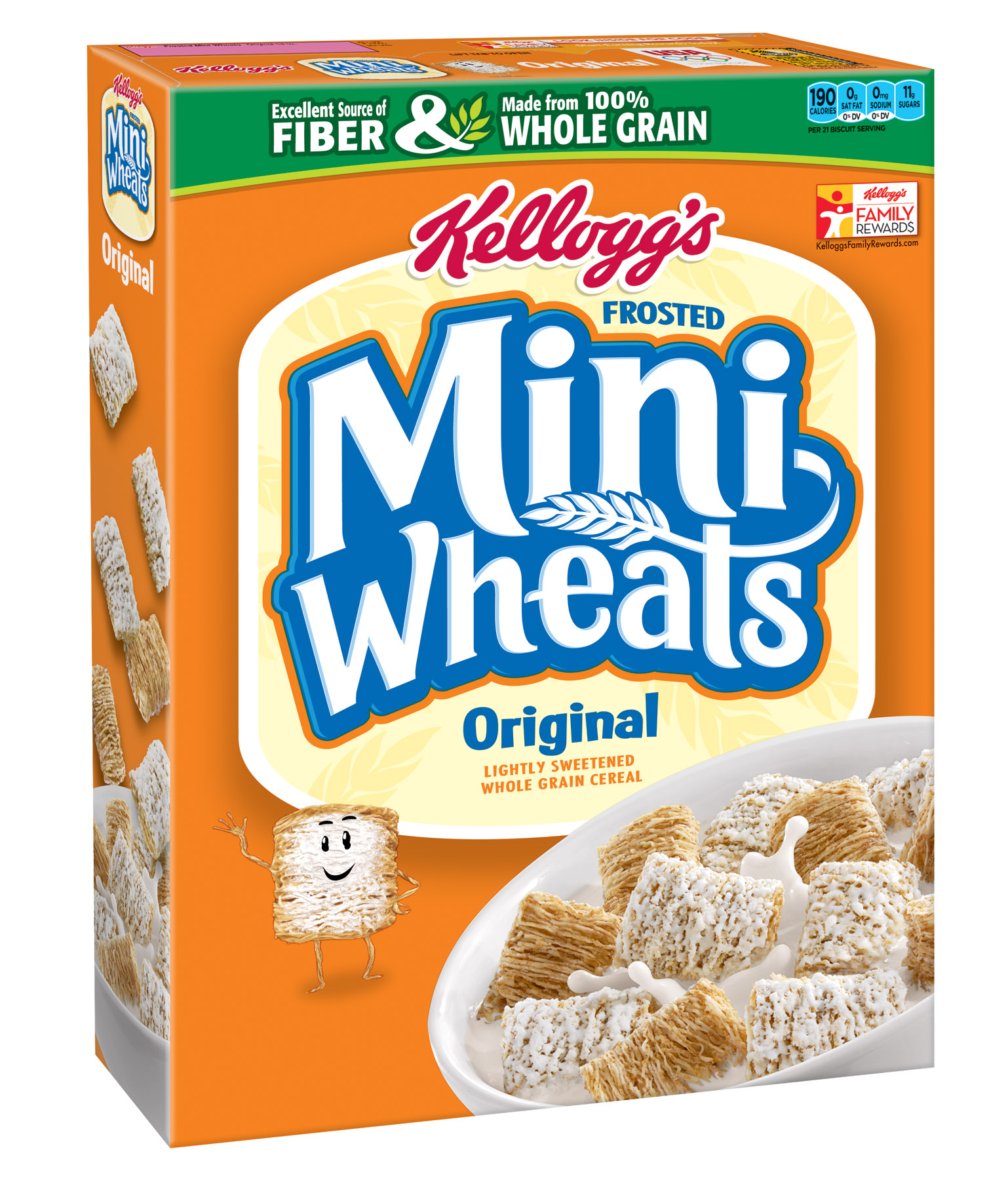 Soggy cereal project by kaylee e 6 these are the cereals that you will need ccuart Choice Image