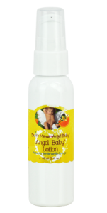 organic lotion, earth mama angel baby
