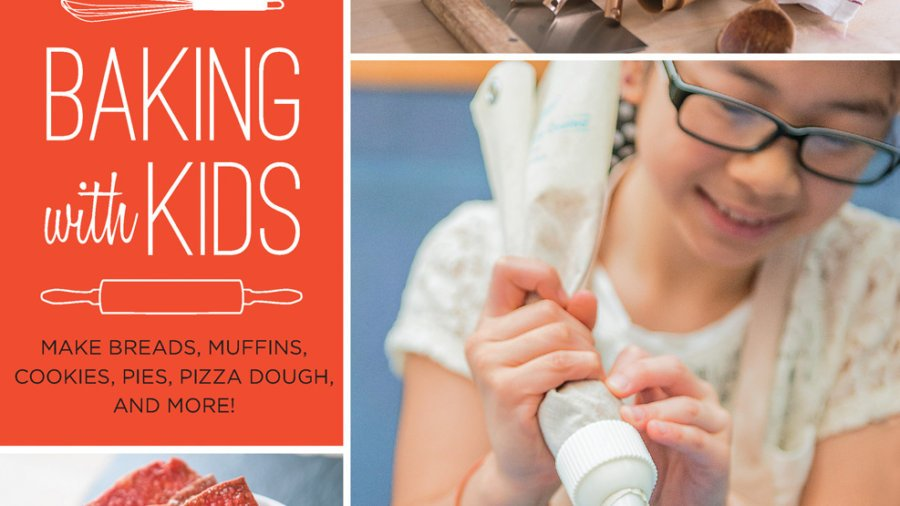 baking with kids, kids cook, kids bake, kids cookbook