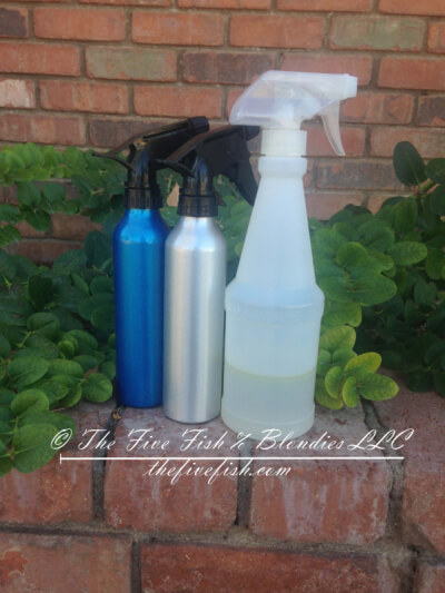 DIY all purpose spray and cleaner using Young Living essential oils