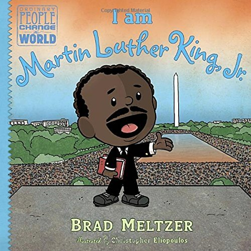 I am Martin Luther King, Jr. Ordinary People Change the World book series, childrens books
