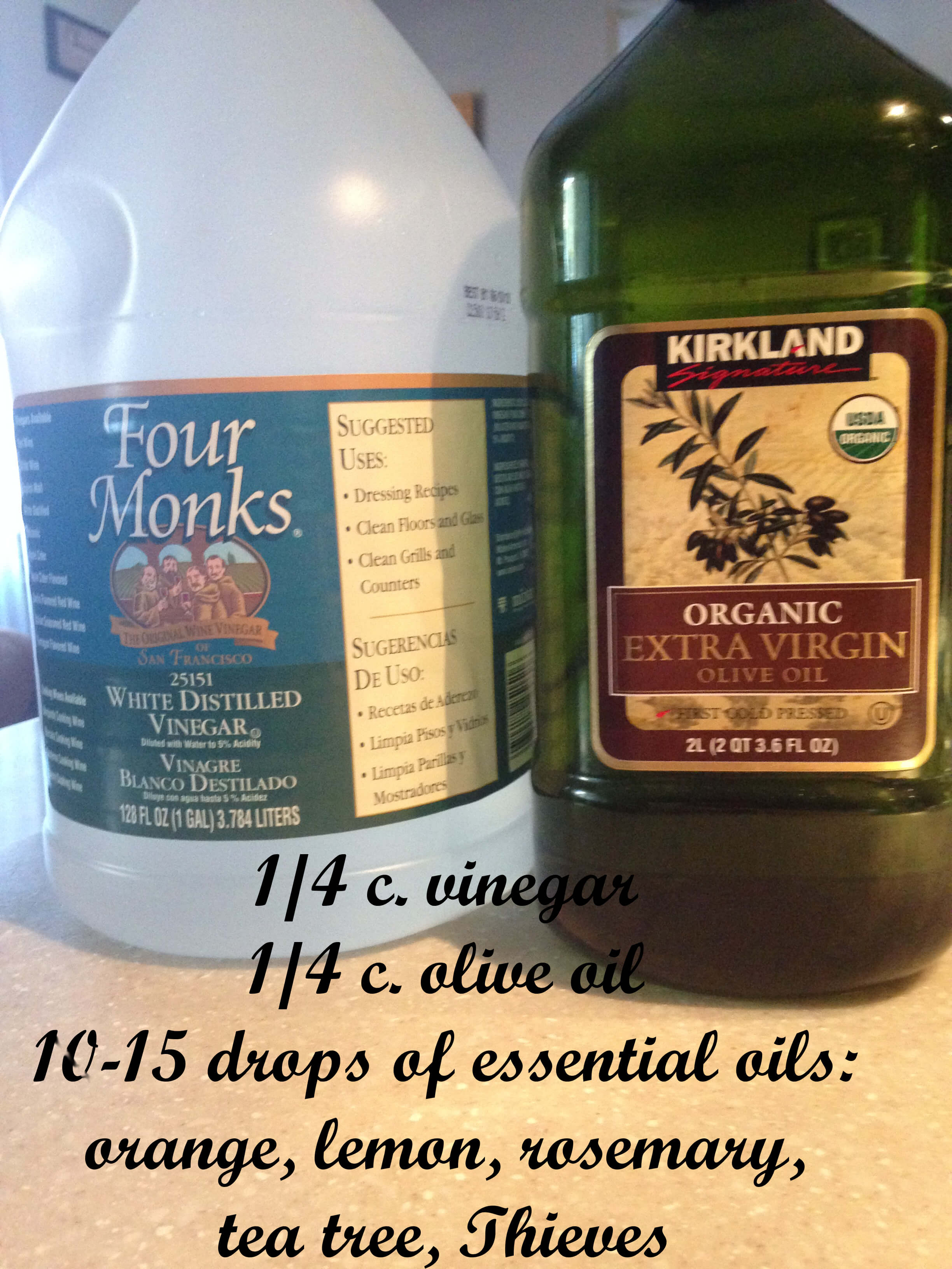 52 Weeks To Toxin Free Homemade Wood Furniture Cleaner