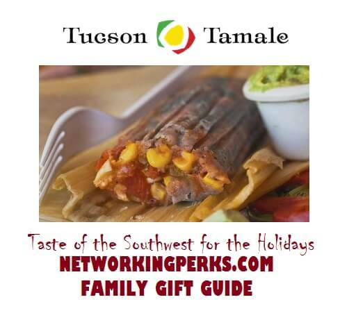 Enter the Tucson Tamale Giveaway. Ends 11/11.