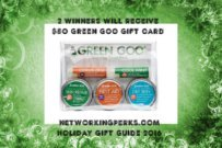 Green Goo Helps Review & Giveaway