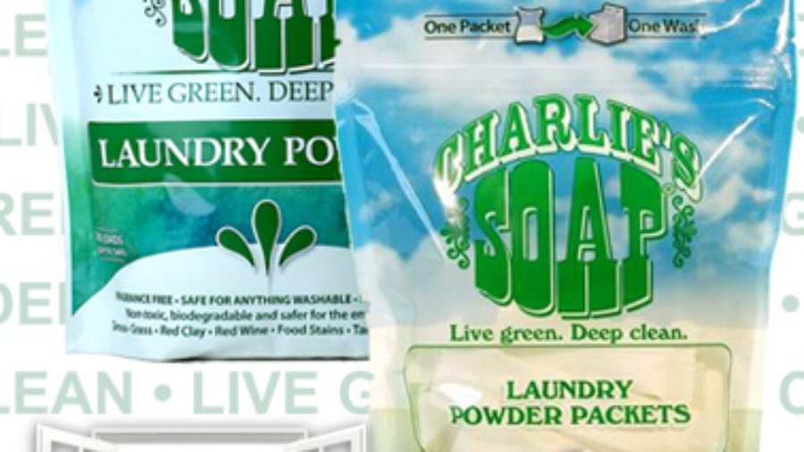 charlies soap, charlies soap live green