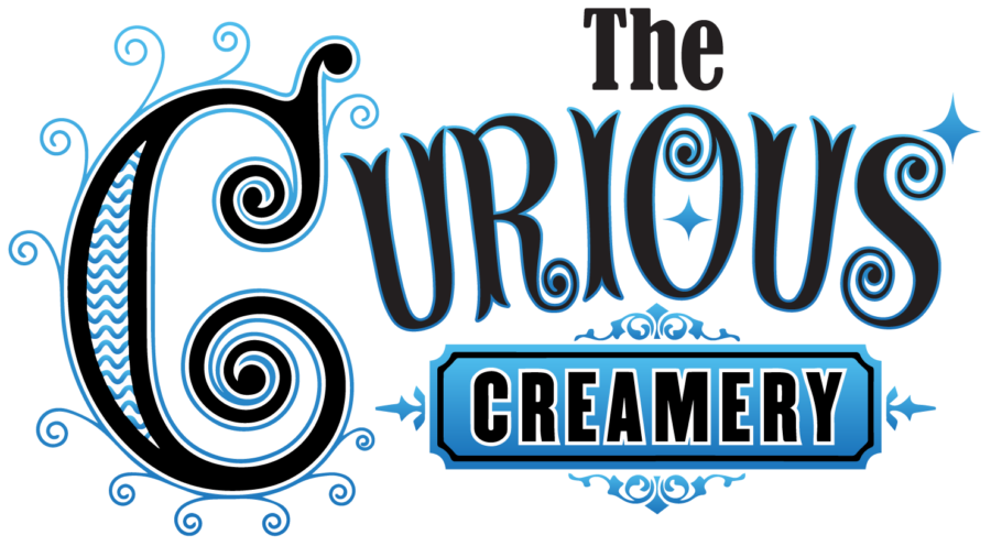 the curious creamery, the boozey creamery, easy ice cream