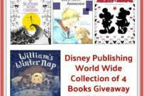 Disney Publishing Holiday Gift Set