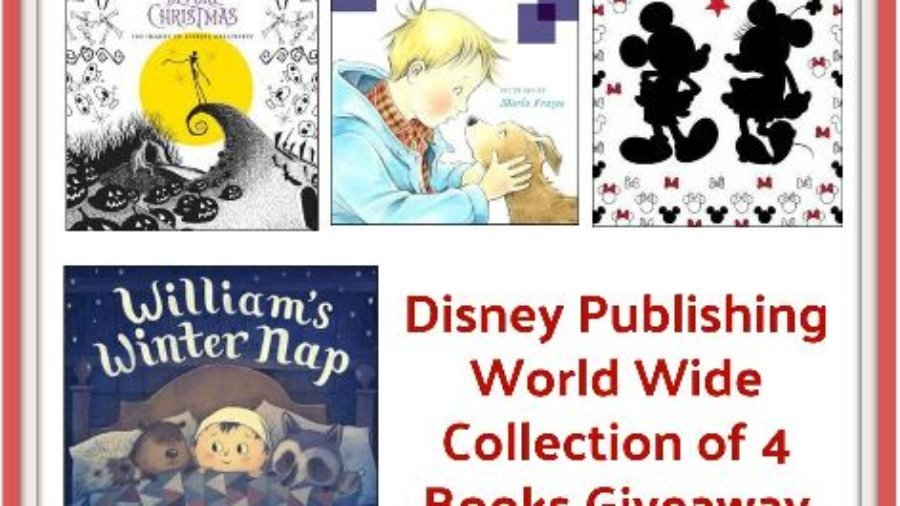 disney publishing, disney books, disney world